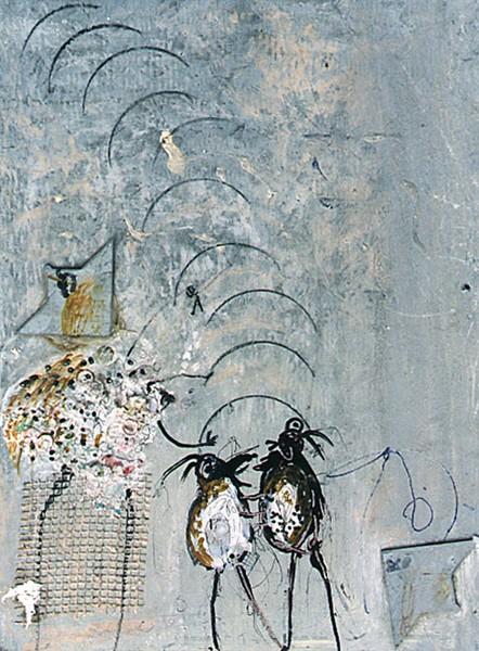 ציור של זמירה פורן